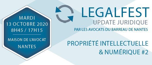 Legalfest 2020 Barreau de Nantes